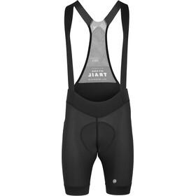 ASSOS Trail Liner Bib Shorts Heren, zwart